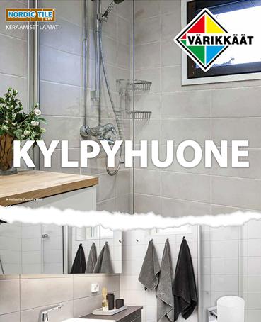 Värikkäät Kylpyhuone-esite 2020